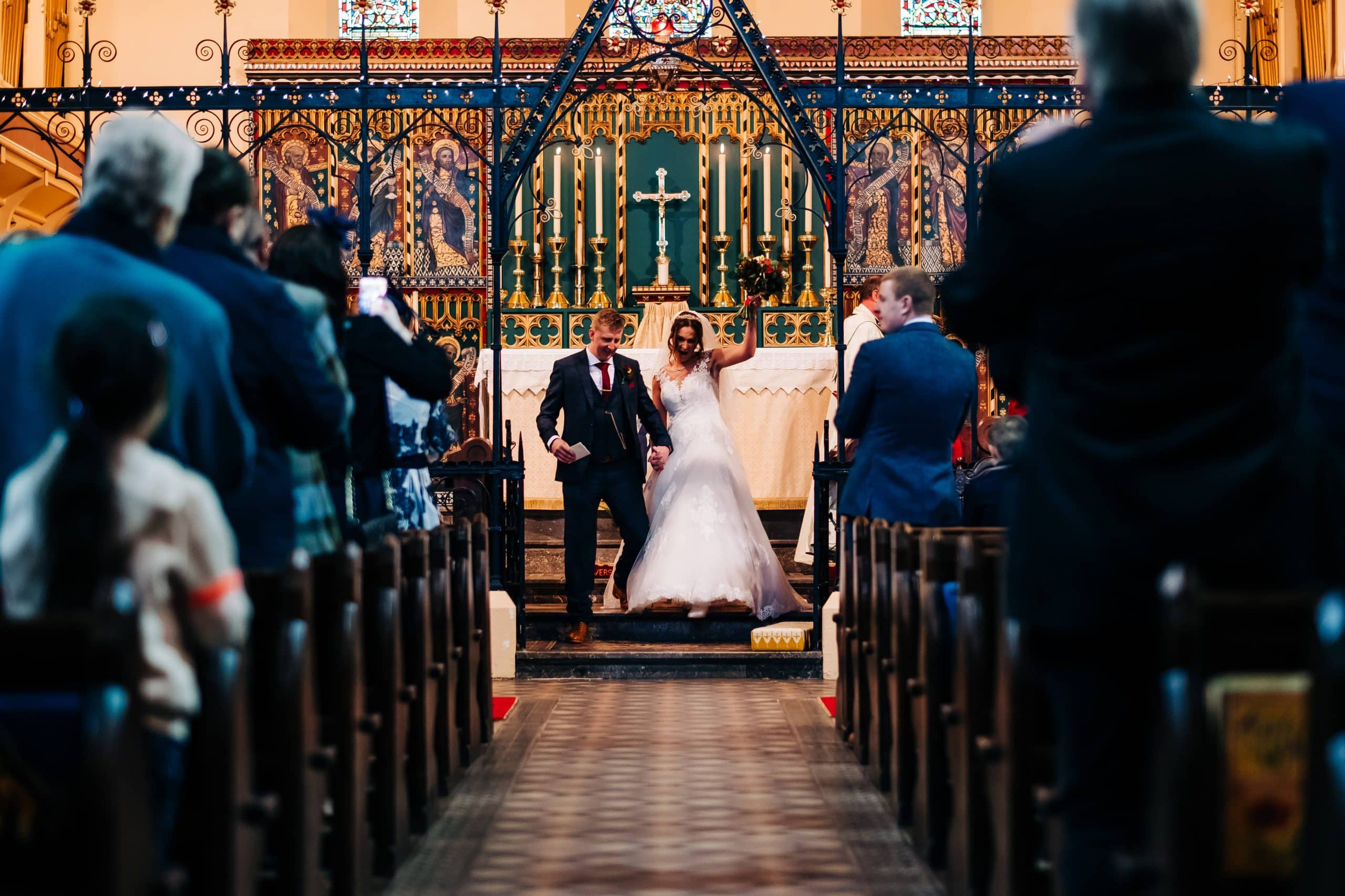 church wedding , local wedding photographer, derbyshire weddings