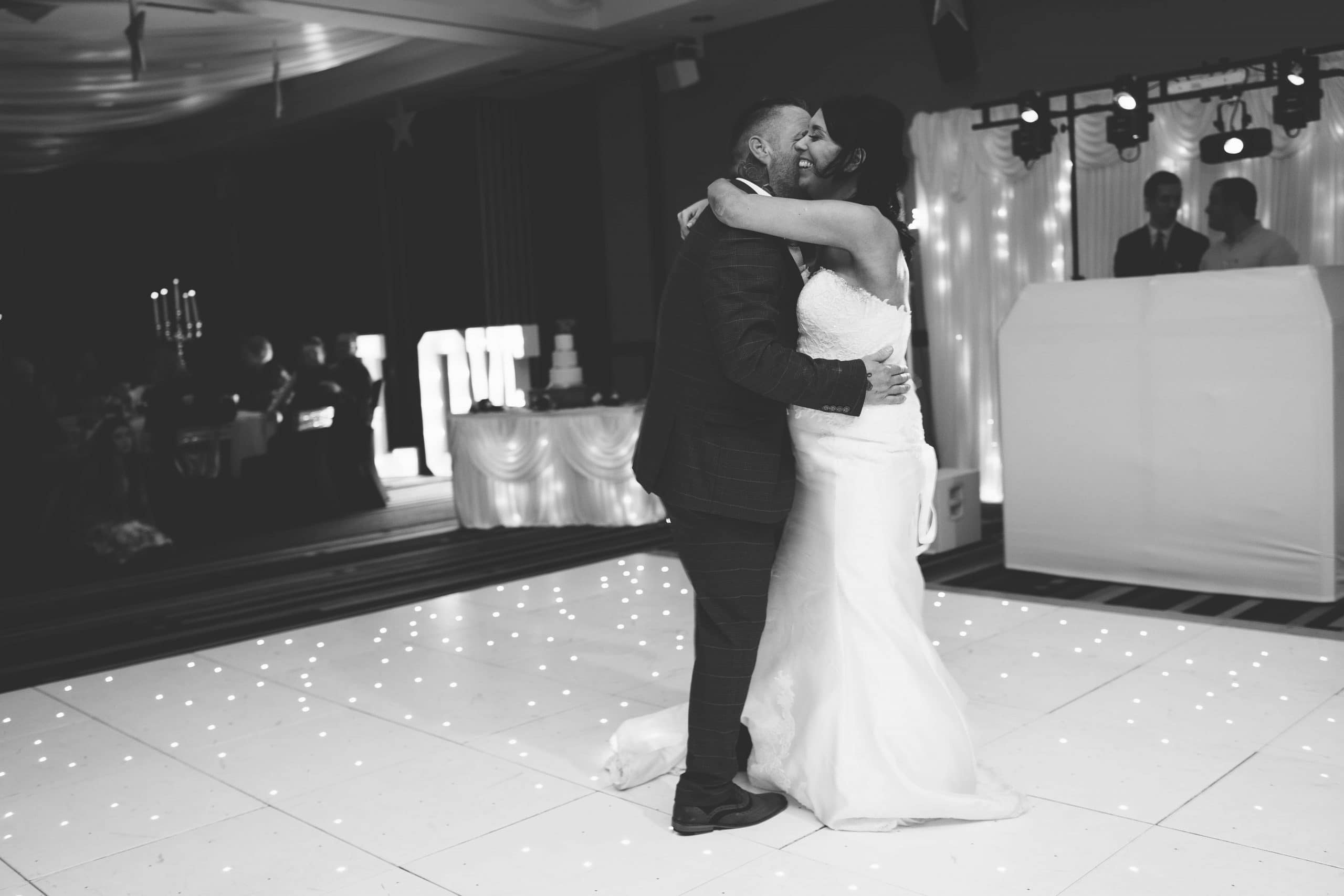 First Dance, Mercure Hotel, sheffield, Wedding day